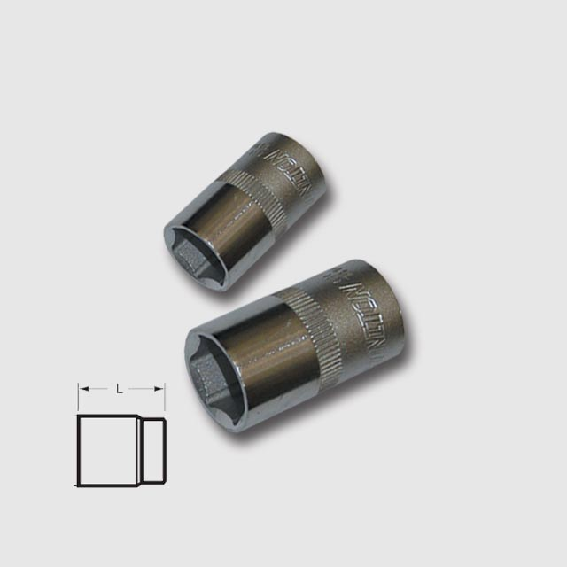 "Hlavice 1/4"" 12mm"