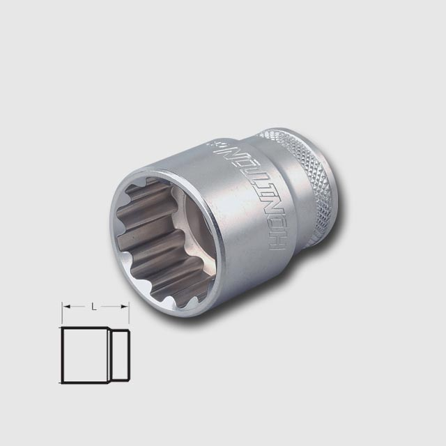 "Hlavice 1/4"" 4,5mm Honidriver"