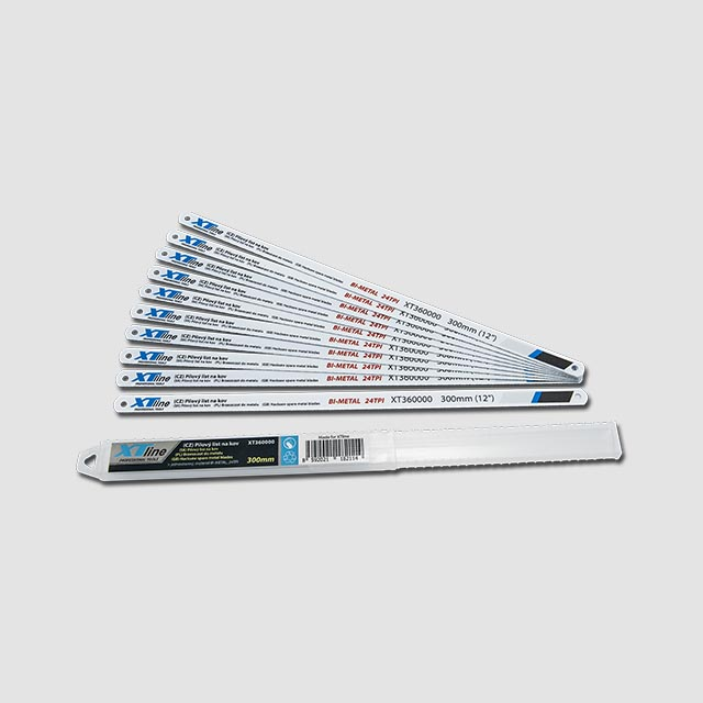 Pilový list HSS-Co Bi-Metal cobalt 300mm /24TPI XTline XT360000