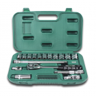 "HONITON Socket set , 1/2"", 17 pcs."