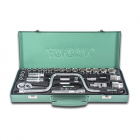 "HONITON Socket set , 1/2"", 28 pcs."