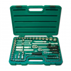 "HONITON Socket set  1/4""-3/8""-1/2"" 99 pcs"
