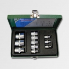 HONITON Torx socket set , E4-E20, 11 pcs.