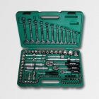 "HONITON Socket set , 1/4"", 3/8"", 1/2"", 111 pcs."