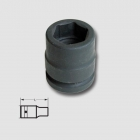 "HONITON Air impact socket  3/4"", 17 mm"