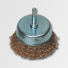 STAVTOOL Cup brush – crimped wire, 65 mm