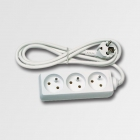 EMOS Cord extension 3 plugs 3m