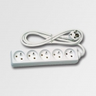 EMOS Cord extension 5 plugs 3m