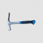 XTline Mason's hammer with steel handle 600G