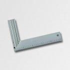 STAVTOOL Aluminium try square, 250 mm