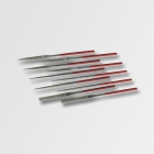 STAVTOOL Needle file set, diamond, 10 pcs.