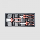 STAVTOOL Pliers set 3 PCS, plastic