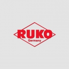 RUKO Taps and dies set M3-M12 21pcs
