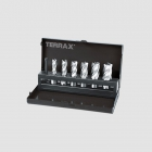 RUKO Core drill set 12 - 22mm Terrax