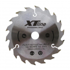 XTline Wood cutting disc, 140x20 mm/16