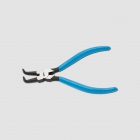 XTline Circlip pliers, internal bent, 180 mm