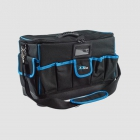 XTline Tool bag with metal handle, 405x230x290mm