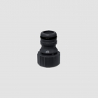 XTline Max-Flow Tap Connector 26.5mm G3/4""